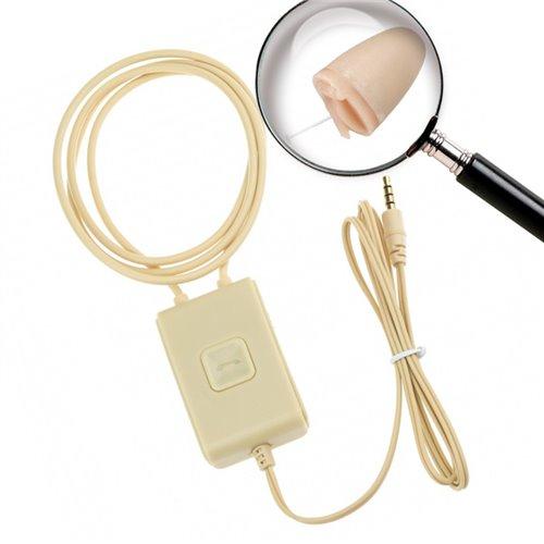 Mikrosluchátko STANDARD s kabelovou indukční smyčkou se zesilovačem